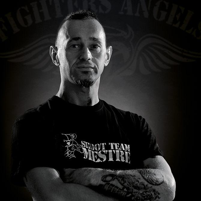 Alan Menon istruttore MMA