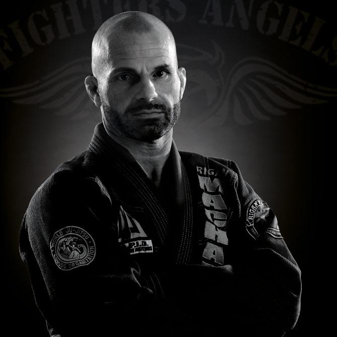 David Gobbi istruttore Brazilian Jiu Jitsu