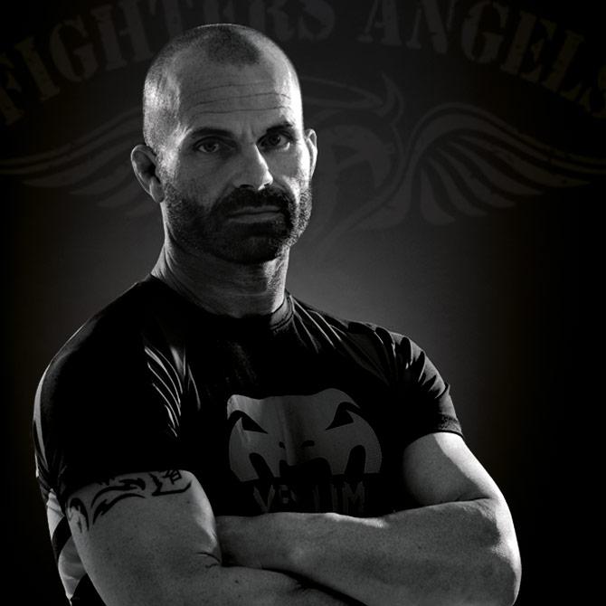 David Gobbi istruttore MMA