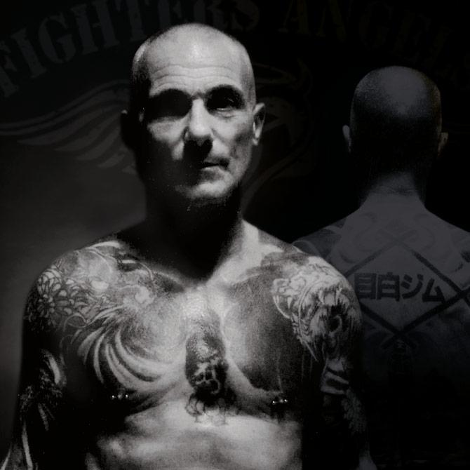 Fabio Camatti istruttore Muay Thai & K-1