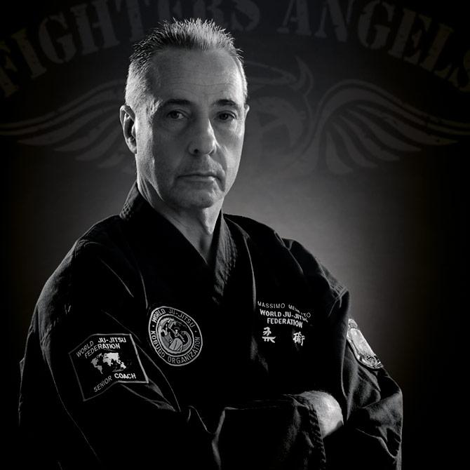 Massimo Menetto istruttore Ju Jitsu